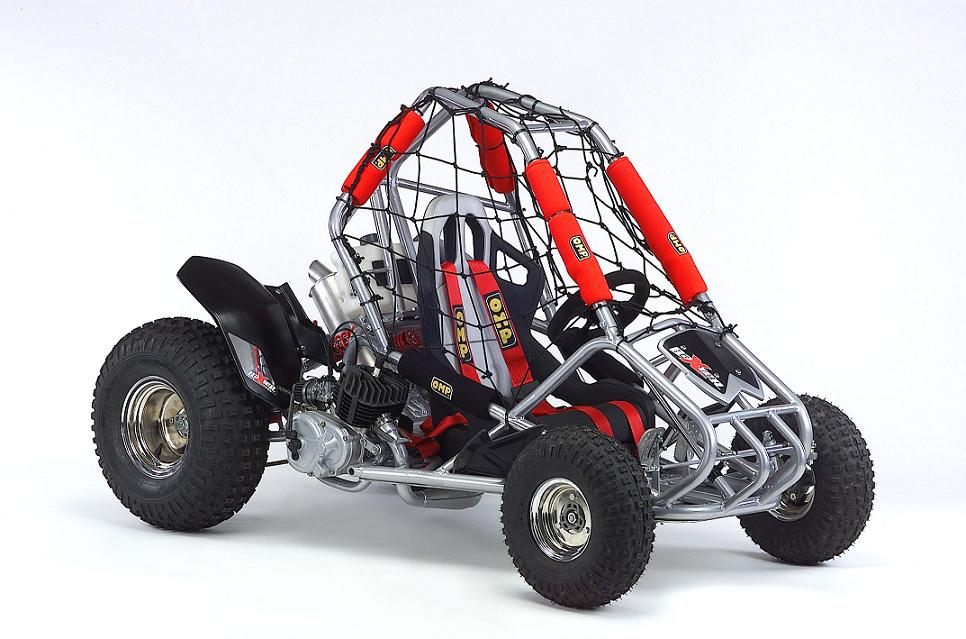 alessandro tartarini design made in Italy buggy X-CUBE-