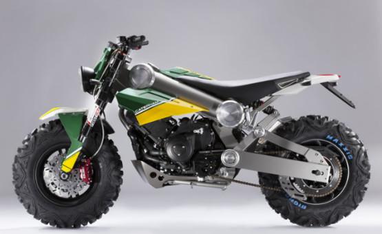 the Classic Electric-Bike prototype products by Alessandro Tartarini italian designer Brutus750